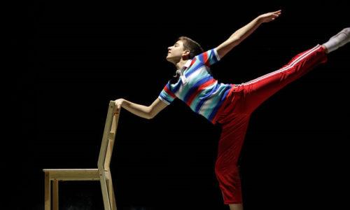 Presentación de 'Billy Elliot, el musical' para la prensa