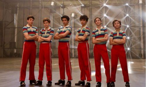 Los chicos Billy Elliot se mueven contra el bullying en 'Fama, a Bailar'