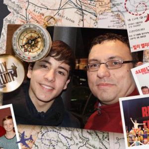 Istvan Mága, espectador de más de 172 Billy Elliots de todo el mundo: «En Madrid buscan a los mejores»