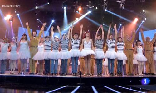 'Billy Elliot, El Musical' da la bienvenida al año nuevo en TVE