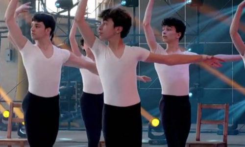 'Billy Elliot: El Musical' actúa en en 'Fama: A Bailar' Abril/19