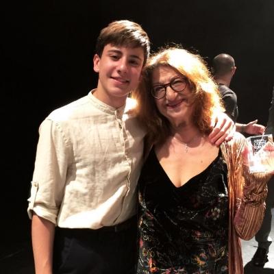 Diego Rey y Mamen García
