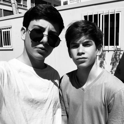 Diego Rey y Pau Gimeno