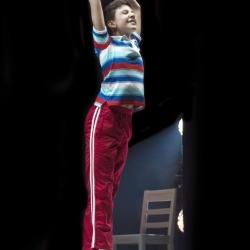 Diego en Billy Elliot El Musical