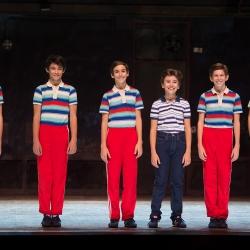 Presentación a la prensa de Billy Elliot El Musical