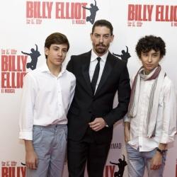 Diego Rey, Adrián Lastra y Pablo Bravo