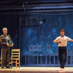 Fotos oficiales Billy Elliot (Foto Javier Naval)